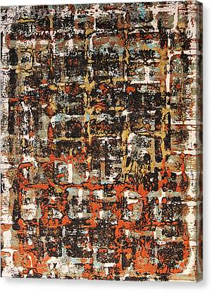 Senza Fine - Never Ending Canvas Print by James Mancini Heath