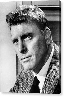 Separate Tables, Burt Lancaster, 1958 Canvas Print by Everett