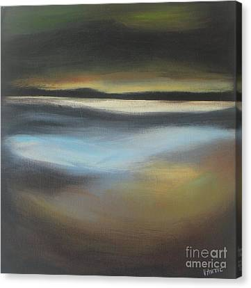 Commotion Of Sunlight Canvas Print by Vesna Antic