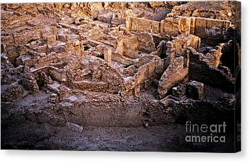 Seven Civilizations Canvas Print by First Star Art
