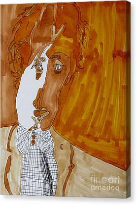 Shades Of Paul Canvas Print by Stephanie Ward
