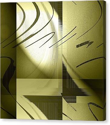 Shadows Canvas Print by Yanni Theodorou