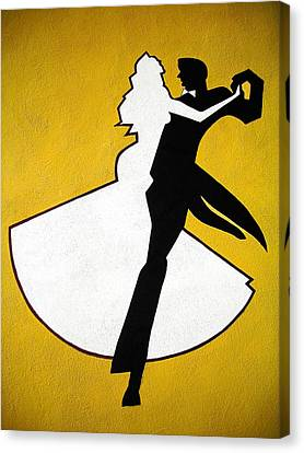 Shall We Dance ... Canvas Print by Juergen Weiss