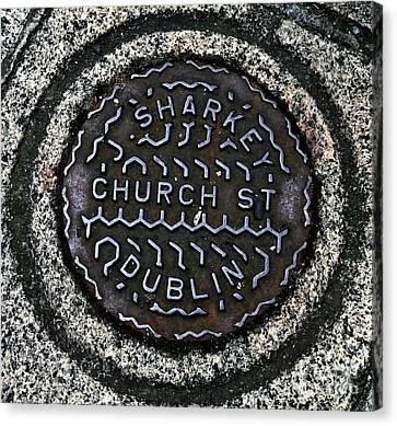 Sharkey Church Street Canvas Print by John Rizzuto