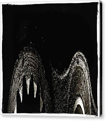 Sharp Canvas Print by Skip Nall