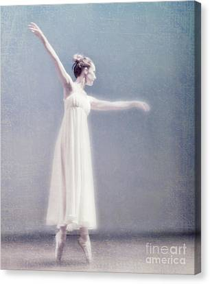 She Dances Canvas Print