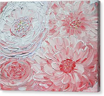 Sheer Bliss Canvas Print by Christine Krainock