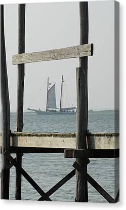 Ship 24 Canvas Print by Joyce StJames