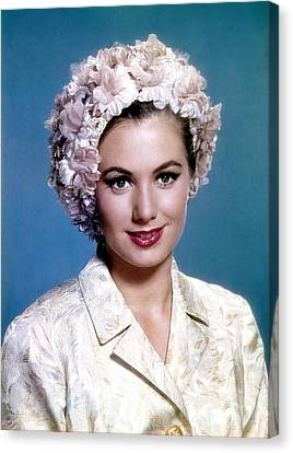 Shirley Jones, C. 1950s Canvas Print