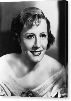 Show Boat, Irene Dunne, 1936 Canvas Print by Everett