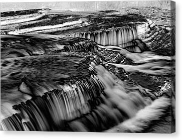 Six Fingers Falls Canvas Print
