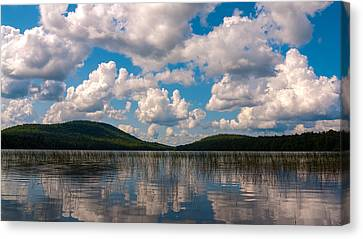 Sky At Fawn Lake Canvas Print by Rob Amend