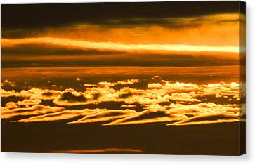Sky By Design Canvas Print by Christy Usilton