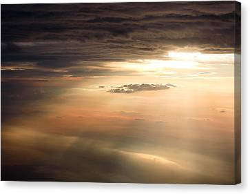 Sky  Canvas Print by Denice Breaux