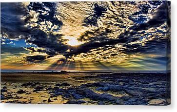 Top-end Canvas Print - Sky Window by Douglas Barnard