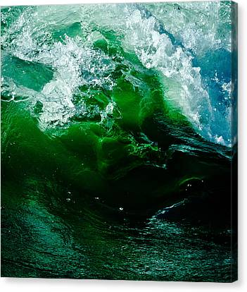 Sleeping Beauty Wave 2 Canvas Print by Atom Crawford