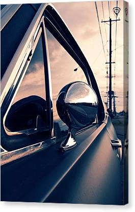 Slick As A Bullet Canvas Print by Vorona Photography