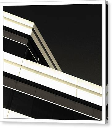 Canvas Print featuring the photograph Slope by Kevin Bergen
