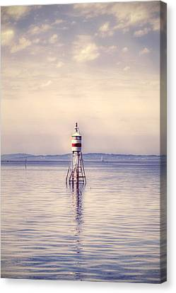 Small Lighthouse Canvas Print by Joana Kruse