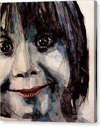 Smile Canvas Print by Paul Lovering
