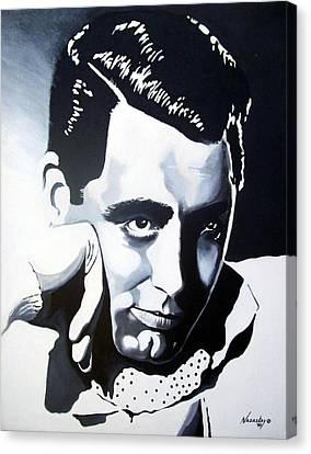 So Very Cary Canvas Print by Lori Nadaskay