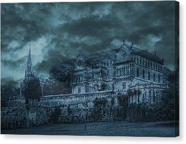 Sobrellano Palace Canvas Print