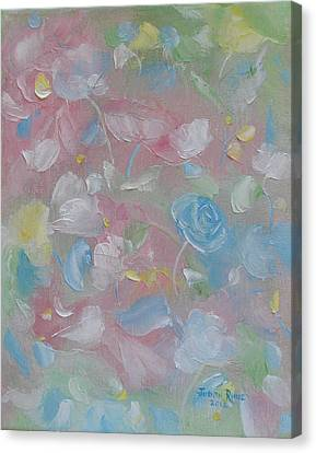 Softly Spoken Canvas Print by Judith Rhue