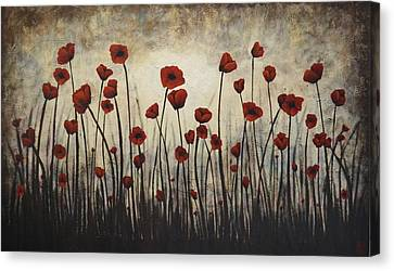 Solace Canvas Print by Holly Donohoe
