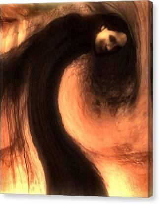 Sorrow Canvas Print by Gun Legler