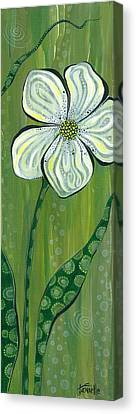Soulful Canvas Print by Tanielle Childers