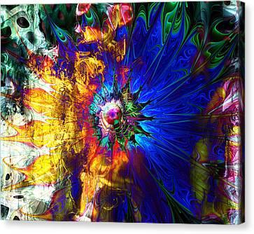 Souls United Canvas Print
