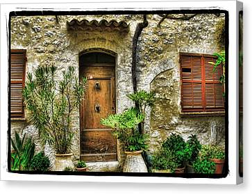 South Of France 1 Canvas Print by Mauro Celotti