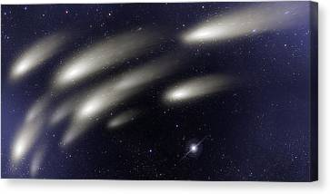 Space011 Canvas Print