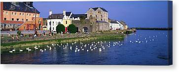 Spanish Arch, Galway City, Co Galway Canvas Print by The Irish Image Collection