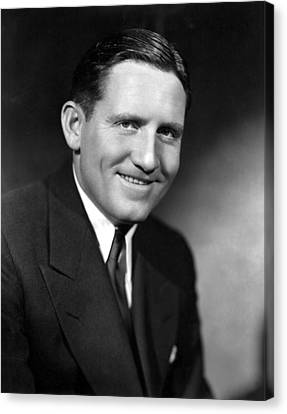 Spencer Tracy, 92734 Canvas Print by Everett