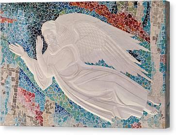 Spiritual Guidance Canvas Print by Colleen Coccia