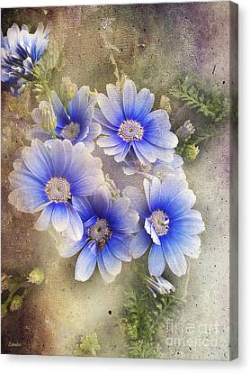 Spring Awakening Canvas Print by Eena Bo