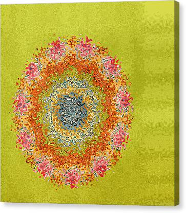 Spring Dream Canvas Print by Bonnie Bruno