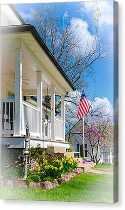 Spring In America Canvas Print by Christine Belt