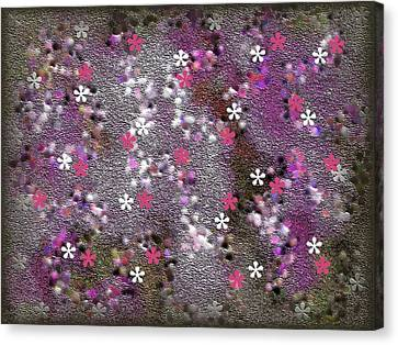 Spring Canvas Print by Tinatin Dalakishvili