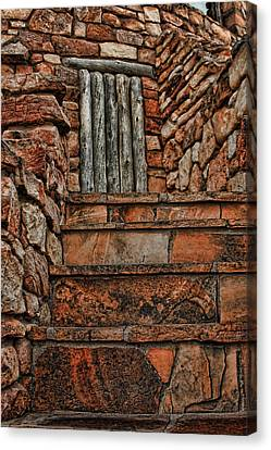 Stairsto Nowhere Canvas Print