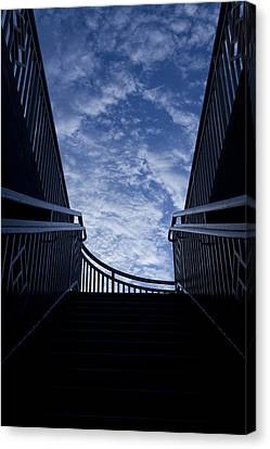 Stairway To Heaven Canvas Print by Joel Witmeyer