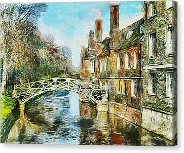 Stamford Bridge Canvas Print by Yury Malkov