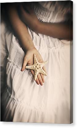 Starfish Canvas Print by Joana Kruse