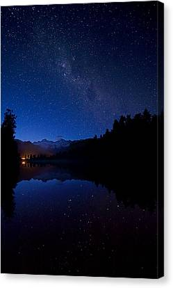 Stars Canvas Print by Ng Hock How