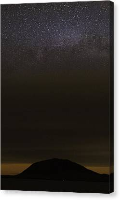 Stars Over Little Spencer Canvas Print by Brent L Ander