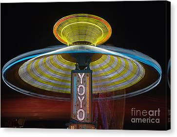 State Fair V Canvas Print by Clarence Holmes
