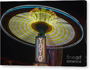 State Fair Vi Canvas Print by Clarence Holmes
