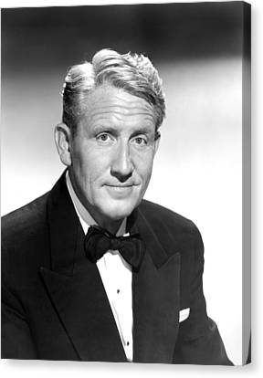 State Of The Union, Spencer Tracy, 1948 Canvas Print