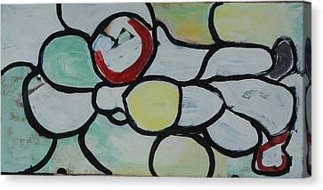 Stilife Canvas Print by Jay Manne-Crusoe